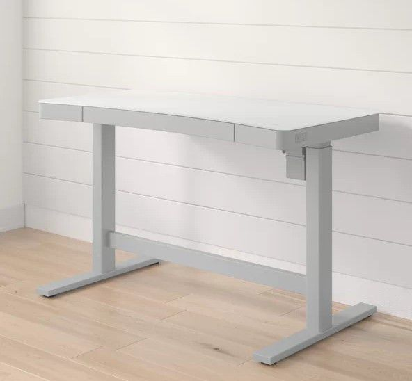 Belda White Standing Desk for Sale
