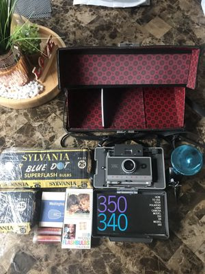 Polaroid Automatic 340 Film Land Camera for Sale in Hartford, CT