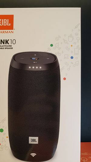 JBL LINK 10 BRAND NEW NEVER OPENED for Sale in Houston, TX