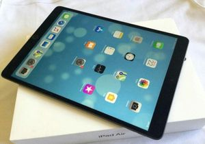 """iPad Air 1, 16GB (9.7inch) (Wi-Fi ONLY Internet access) Usable with Wi-Fi """"as like nEW"""" for Sale in West Springfield, VA"""