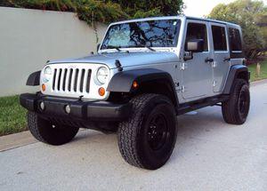 For Sale. 2007 Jeep Wrangle Great Shape. 4WDWheelsss for Sale in San Jose, CA