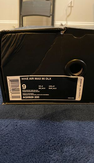 Air Max 95 Atmos Animal Pack 2.0 sz 9 for Sale in Gaithersburg, MD