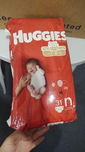 Huggies newborn for Sale in Key Largo, FL