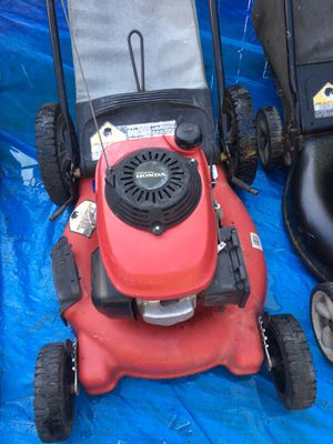 Honda land mower for Sale in Tracy, CA