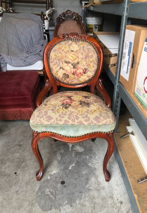 Antique chair set for Sale in Pasadena, CA