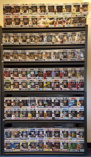 Funko Pops!! Marvel DC Disney Star Wars Harry Potter ++ for Sale in Chantilly, VA