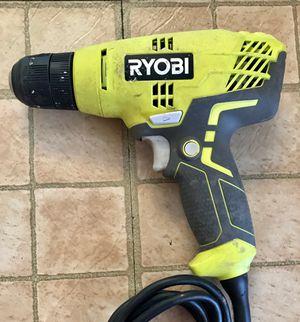 Ryobi Corded Drill (PRESTO PAWN) for Sale in Lake Worth, FL