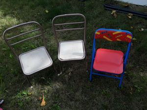 3 kids chairs for Sale in Portland, OR