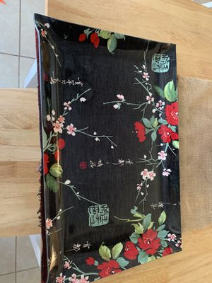 Oriental table Tray for Sale in Fort Worth, TX