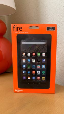 Amazon Fire Tablet ***UNOPENED** for Sale in San Diego,  CA