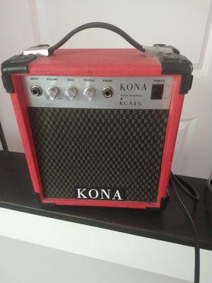 Kona KCA 15 guitar amp for Sale in North Chesterfield, VA