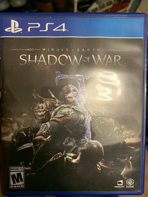 Shadow of Mordor for Sale in Miami, FL