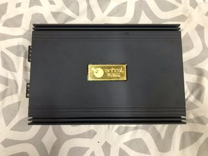 Critical Mass UL-A2500 Amplifier for Sale in Palm City, FL