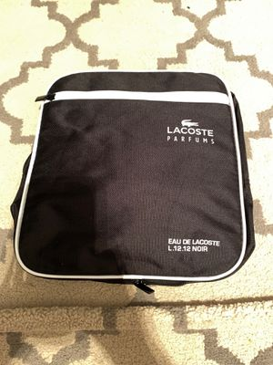 Men's packable Lacoste duffle bag for Sale in Plano, TX