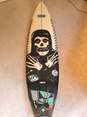 "6'3"" Seven S Surfboard ""The Dart"" for Sale in FX STATION, VA"