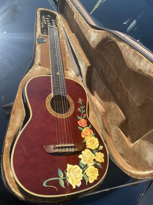 Esteban acoustic guitar for Sale in Grover Beach, CA