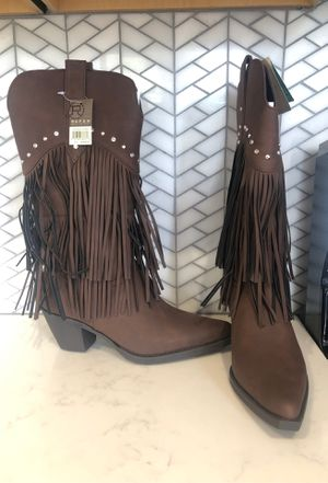 Roper Fringe Cowboy Boots for Sale in Chicago, IL