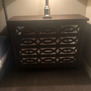 Crestview Collection - 4 Drawer Mirror Dresser for Sale in Scottsdale, AZ