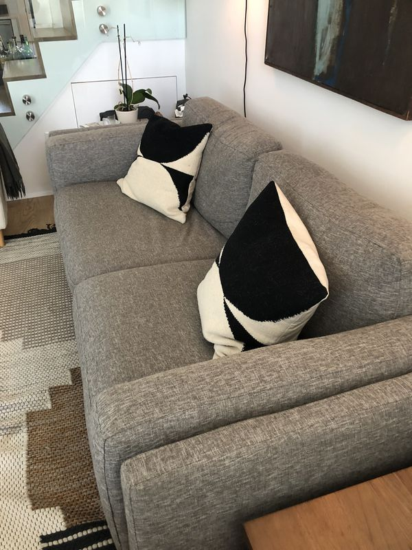 West Elm Dekalb Sofa