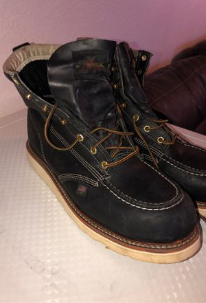 thorogood work boots size 13d for Sale in Phoenix, AZ
