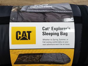 CAT Explore's Sleeping Bag for Sale in Gardena, CA