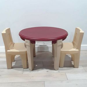 Step 2 Kids Table Set Plastic Material for Sale in Phoenix, AZ