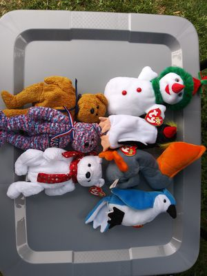 Beanie babys for Sale in Fresno, CA