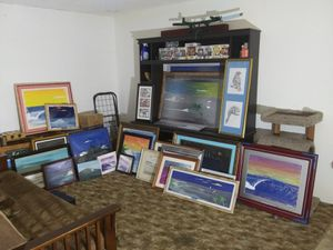 Beach themed paintings and etchings for Sale in Long Beach, CA