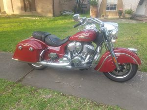 Indian Motorcycle 2016 Springfield for Sale in Houston, TX
