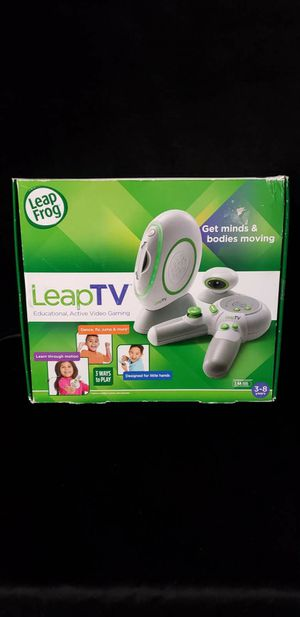 LeapFrog LeapTV Educational Gaming System for Sale in Buena Park, CA