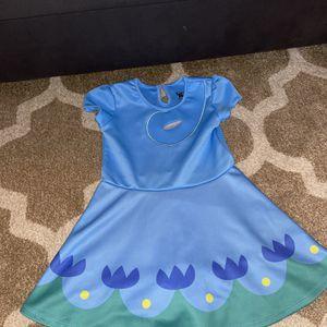 Trolls Poppy Dress 5/6 for Sale in Petaluma, CA