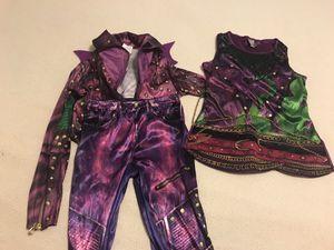 Disney Descendants Girls costume Size M for Sale in Niceville, FL
