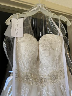 Wedding dress. for Sale in Killeen, TX