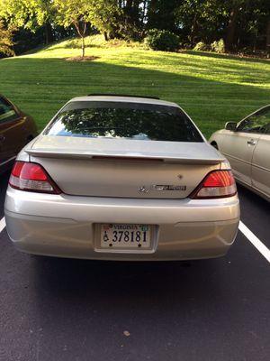 2000 Toyota Camry Solara for Sale in Alexandria, VA