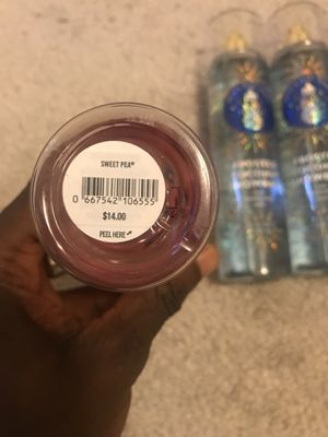 Bath and body works women fragrance for Sale in Columbus, OH