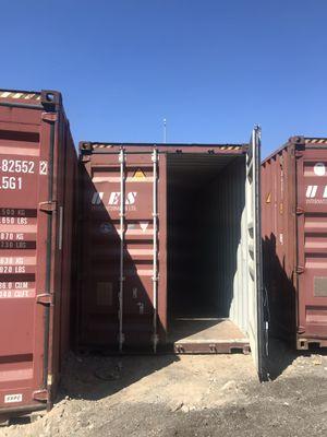 40' Storage Container for Sale in San Bernardino, CA