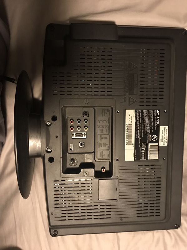 TV/Monitor ~20 inch Sansui