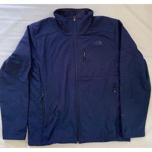 New Men Blue The North Face Apex Bionic Soft Shell Jacket for Sale in El Cerrito, CA