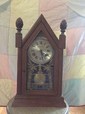 Antique Vintage Wind Up Westminster Chime Clock for Sale in Woodbridge, VA