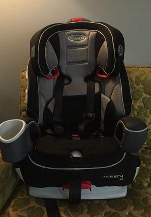 Graco Nautilus 65 LX Car Seat for Sale in Alum Creek, WV