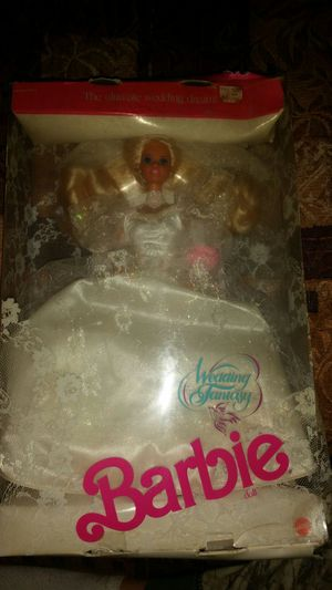Wedding barbie for Sale in Sterlington, LA