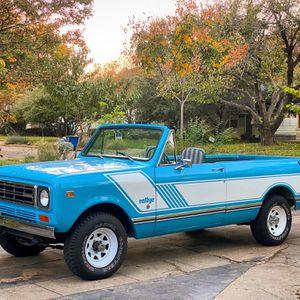 1977 International Scout II Traveler for Sale in Dallas, TX