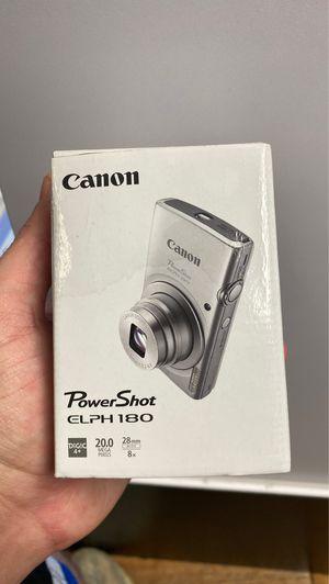 Canon PowerShot ELPH 180 NEW for Sale in Lauderhill, FL