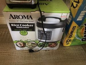Rice cooker,juicer and mixer for Sale in Kilgore, TX