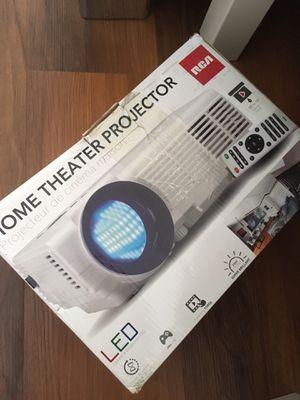 RCA home theather projector HDMI VGA Sd card for Sale in Hoffman Estates, IL