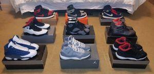 Jordan Retro sizes 10 through 11 for Sale in Pembroke Pines, FL