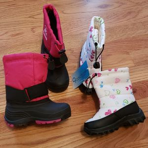 Snow Boots Size 8 (Toddlers) for Sale in Taylors, SC