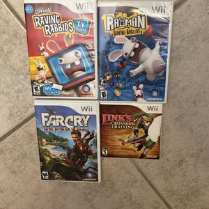 Wii Games for Sale in Hialeah, FL