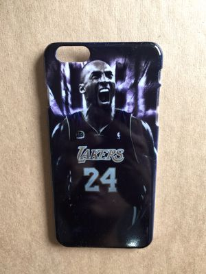 iPhone 6 Plus / 6s Plus NBA Superstar Legend Kobe Bryant hard case for Sale in New York, NY