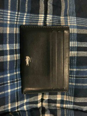 Lacoste wallet $15 for Sale in Baltimore, MD